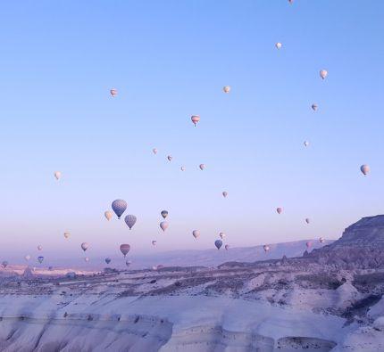 Екскурзии в Турция със самолет