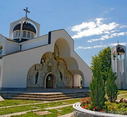 Сандански - Рилски манастир - Мелник - Рупите и плаж в Неа Перамос